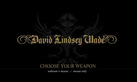 Webseite von David Lindsey Wade