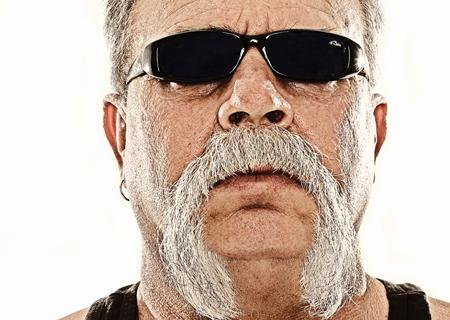 Portrait von Paul Teutul Senior