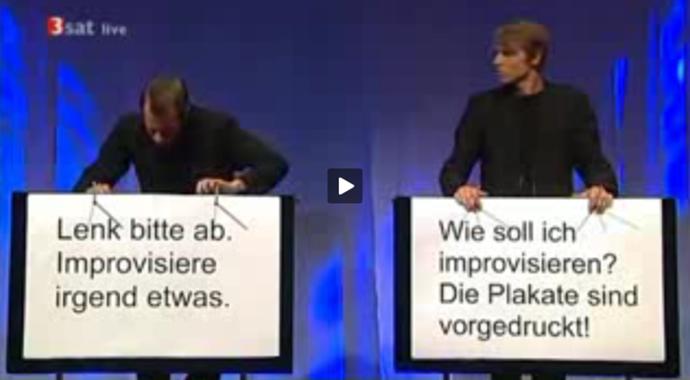 3sat Fernsehen - Ohne Worte