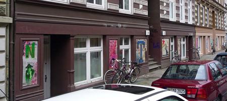 Los Piratos in der Rosenstraße Hamburg
