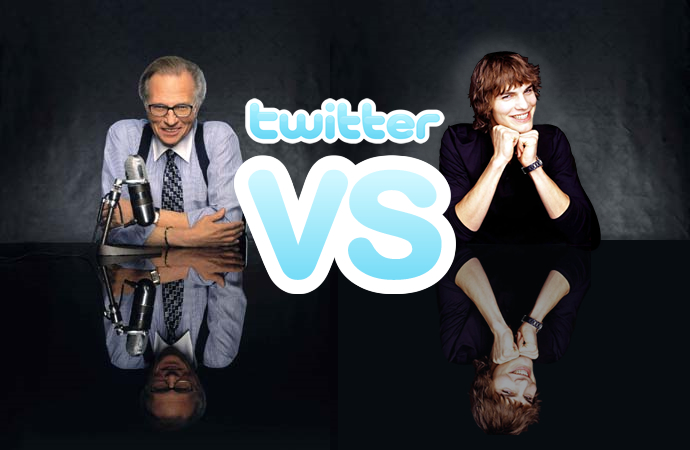 twitter-asthon-kutcher-larry-king