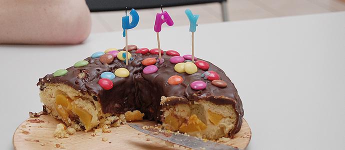Gilg's Geburtstagskuchen von Magda