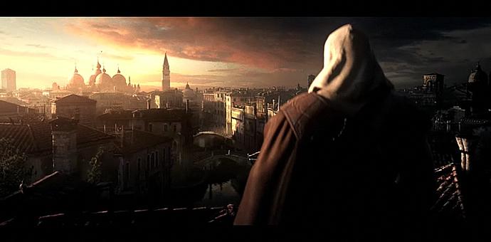 Ausschnitt aus dem offiziellen Trailer zum Spiel Assassin's Creed 2